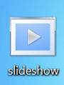 This file is a self-extracting archive with an icon intended to suggest to the victim that it is itself a slideshow.