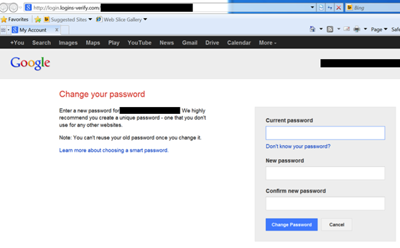 Two-Factor Authentication Phishing From Iran