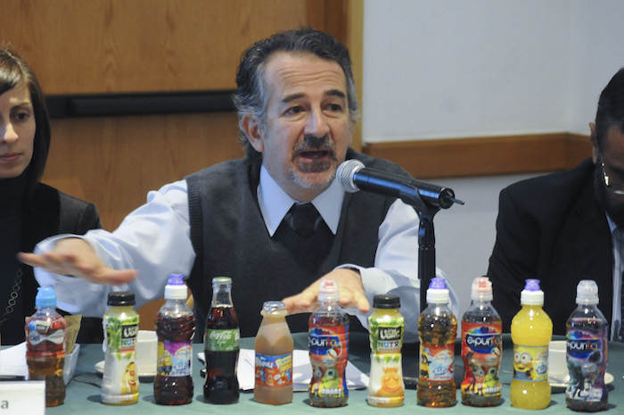 Image 1. Alejandro Calvillo, who was targeted with NSO, has strongly advocated for the soda tax as a means to combat obesity. Image by Cartoscuro